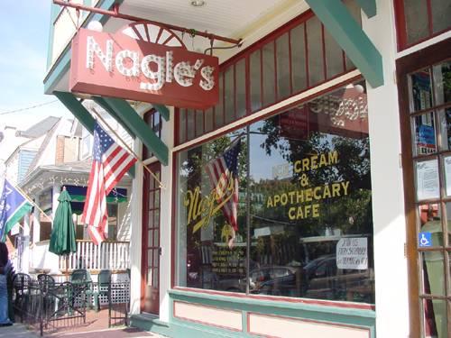 Ocean-Grove - Nagle's Ice Cream & Apothecary